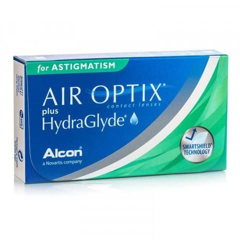 AIR OPTIX HYDRAGLYDE FOR ASTIGMATISM MHNIAIOI ΦΑΚΟΙ ΑΣΤΙΓΜΑΤΙΣΜΟΥ (6 ΦΑΚΟΙ)